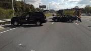 Driver Critical After Hillsborough Crash
