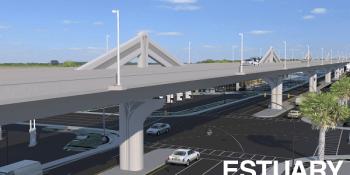 Estuary   Selmon Expressway   Selmon Extension