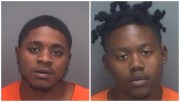 Clearwater Cops Arrest Four after Police Cars Rammed