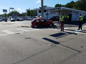 St Pete Hit and Run | Florida Highway Patrol | Traffic Accident