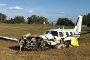 Single-Engine Plane Crashes at St. Pete-Clearwater Airport