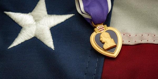 Veterans | Purple Heart | Veterans Day
