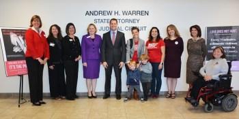 Andrew Warren   HIllsborough State Attorney   Domestic Violence