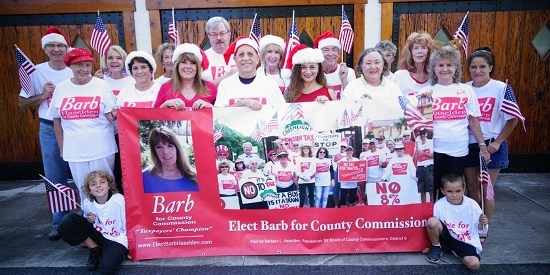 Barb Haselden | Pinellas Couonty Commission | Politics