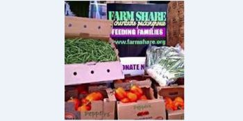 Farm Share | Food Giveaway | Holiday