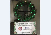Largo Firefighters: Keep the Wreath Green