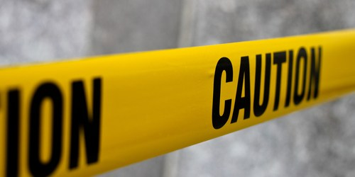 Police Tape | Accident | Crime