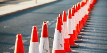 Traffic Cones | Road Work | Traffic