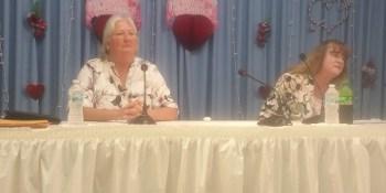 Donna Saxer   Sandy Bradbury   Politics