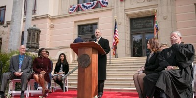 Kriseman Swearing in | St Petersburg Mayor | Government
