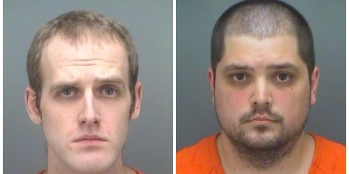 Cameron Alastair MacDonald | Alexander Kyle McCuen | Arrests