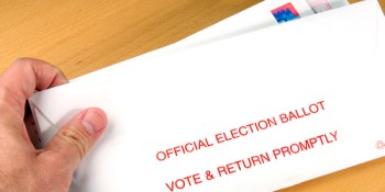 Elections | Vote | Mail Ballot