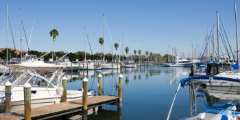 St. Petersburg Marina | Boating | Sailing