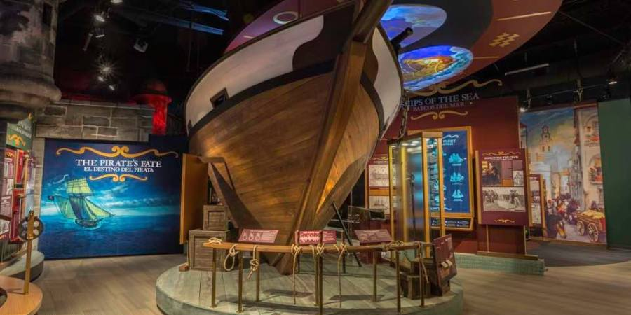 Pirate Ship | Tampa Bay History Center | Things to Do
