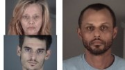 Suspects Arrested After Fleeing in RV, Ramming Deputy's Car, Pasco Sheriff Says