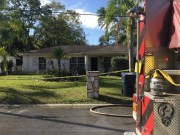 Woman Found Dead in Tampa Fire