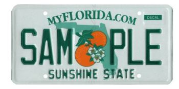 Florida License Plate | Registration | Tax Collector