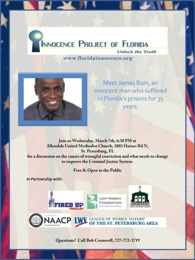 Innocence Project | Crime | Events