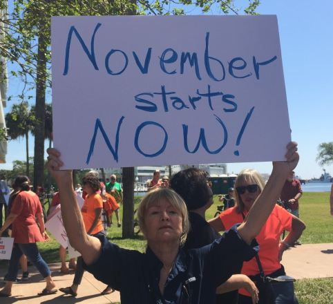 March For Our Lives Pinellas Photos 9 – November