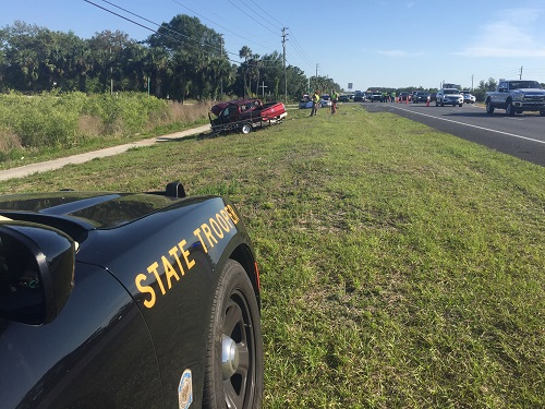One Teen Dead, One Critical After US 19 Crash in Hernando