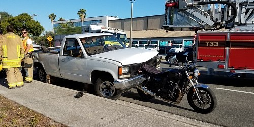 Motorcycle Crash | Pinellas Park Police | Traffic
