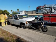 Motorcycle Passenger Seriously Injured in Pinellas Park Crash