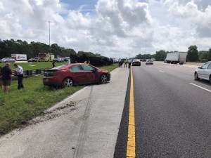 Florida Highway Patrol | I-4 Crash | Traffic Crash