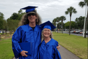 Couple Graduates Together at SPC