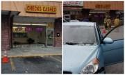 Car Crashes into Pinellas Park Business