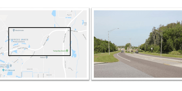 Forest Lakes Boulevard | Pinellas County | Road Construction