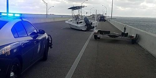 Gandy Bridge | Boat Crash | Florida Highway Patrol