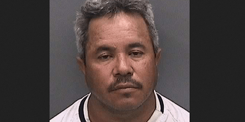Panfilo Hernandez Saldana | Hillsborough Sheriff | Arrests