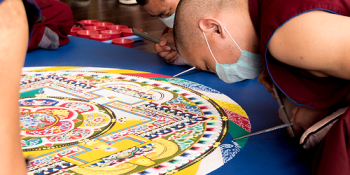 Buddhists | Religion | Mandala