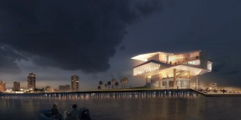 St. Pete Pier Rendering | St Petersburg | New St Pete Pier