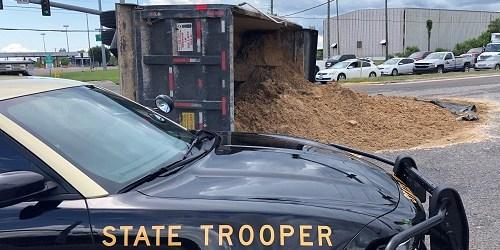 DumpTruck | Florida Highway Patrol | Traffic Crash