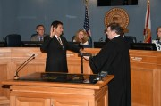 Beyrouti Sworn in as Pinellas Commissioner