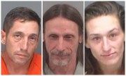 Suspects, Victim Arrested in Pinellas Park