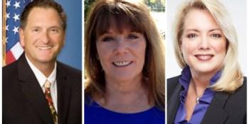 Larry Ahern | Barb Haselden | Kathleen Peters