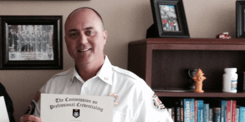Chad Pittman | Largo Fire Chief | Public Safety