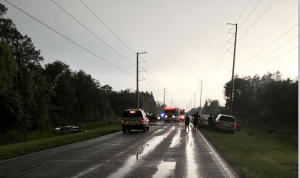 Pasco Fatal | Florida Highway Patrol | County Road 54 Crash