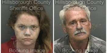 AMber Marie Griffin   Brian Keith Chesser   Arrests