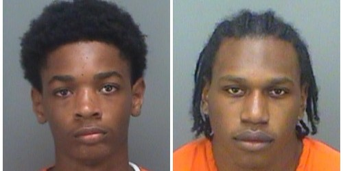 Robert Walker   Jermaine Brown   Arrests