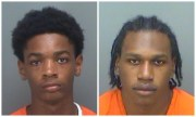 Two Accused of Robbing Family at Gunpoint