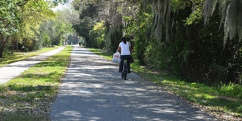 Pinellas Trail | Recreation | Fred Marquis Trail