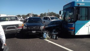 PSTA Bus Crash | Florida Highway Patrol | U.S. 19 Crash