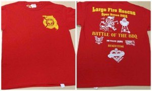 Largo Fire | T Shirt | Events