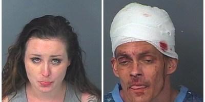 Rebecca M. Lashbrook | Lindy Frank Carter III | Arrests