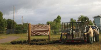 Raymond H. Neri Community Park | SIgn | Lealman