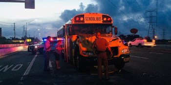 School Bus Crash | Florida Highway Patrol | Ulmerton Road Crash