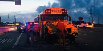 School Bus Crash | Florida Highway Patrol | Ulmerton Road Crash